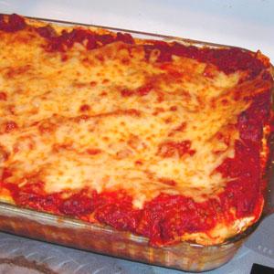 Gretchen S Cookbook Easy No Boil Lasagna Recipe